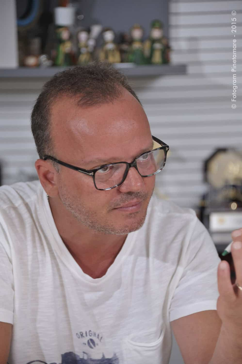 Gigi D'Alessio - Photo credit Antonio Ocone