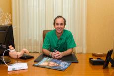 Dott. Cristiano Giardiello - Obesity Center (Foto di Carmine Colurcio)