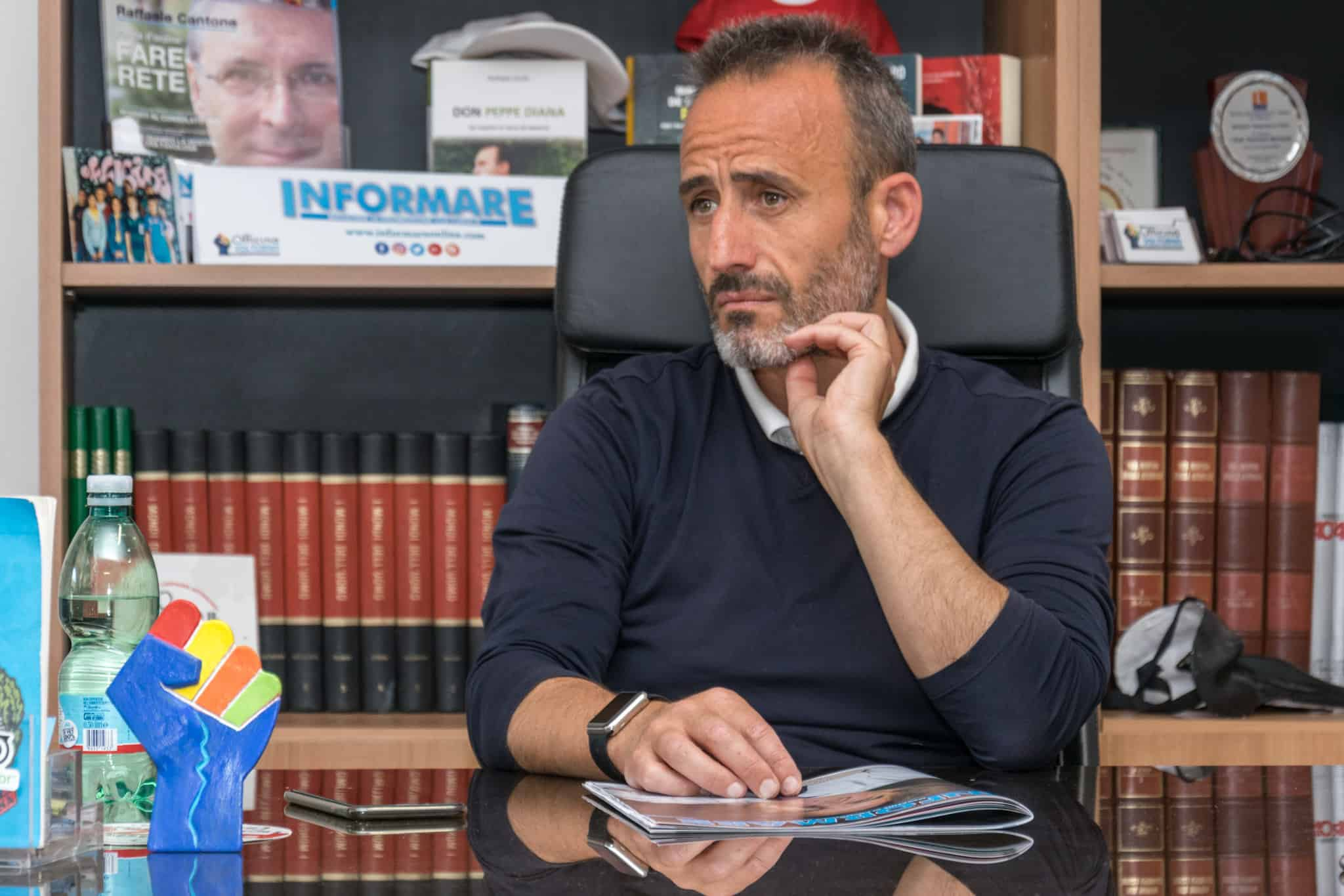 Paolo Chiariello - Photo credit Gabriele Arenare
