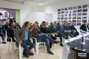 """Catello Maresca presentazione """"Senso di Marcia"""" - Photo credit Gabriele Arenare"""