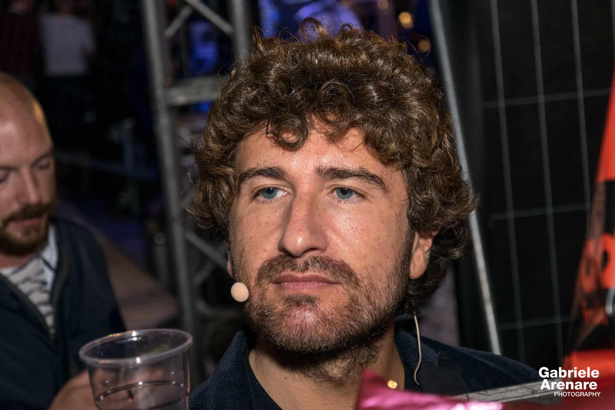 Alessandro Siani al San Gennaro Day - Photo credit Gabriele Arenare