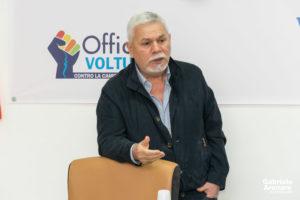 """Tommaso Morlando presentazione """"Senso di Marcia"""" - Photo credit Gabriele Arenare"""