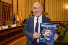 Claudio Velardi alla prima edizione di #LobbyNapoli - Photo Credit Chiara Arciprete