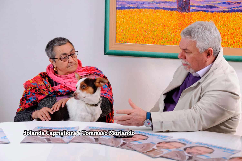 Jolanda Capriglione e Tommaso Morlando - Photo credit Antonio Ocone