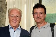 Mimmo Falco e Ottavio Lucarelli
