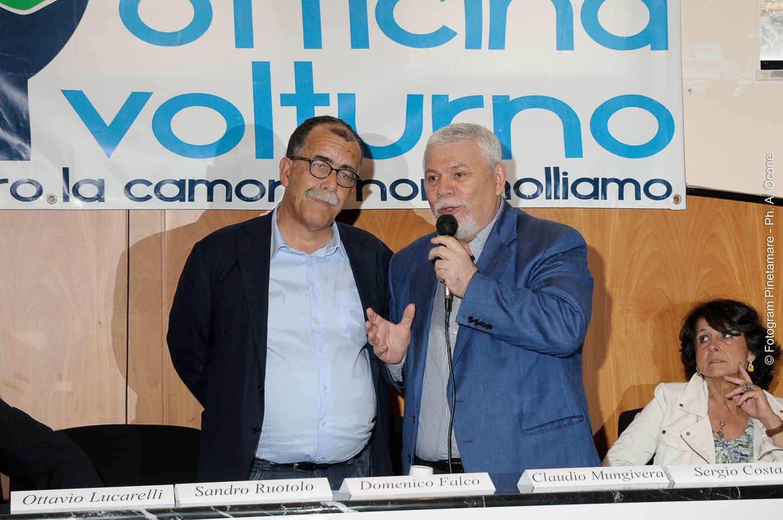 Sandro Ruotolo e Tommaso Morlando Photo credit Antonio Ocone