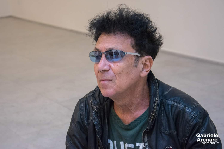 """Edoardo Bennato mostra """"In cammino"""" al Palazzo Arti di Napoli - Photo credit Gabriele Arenare"""