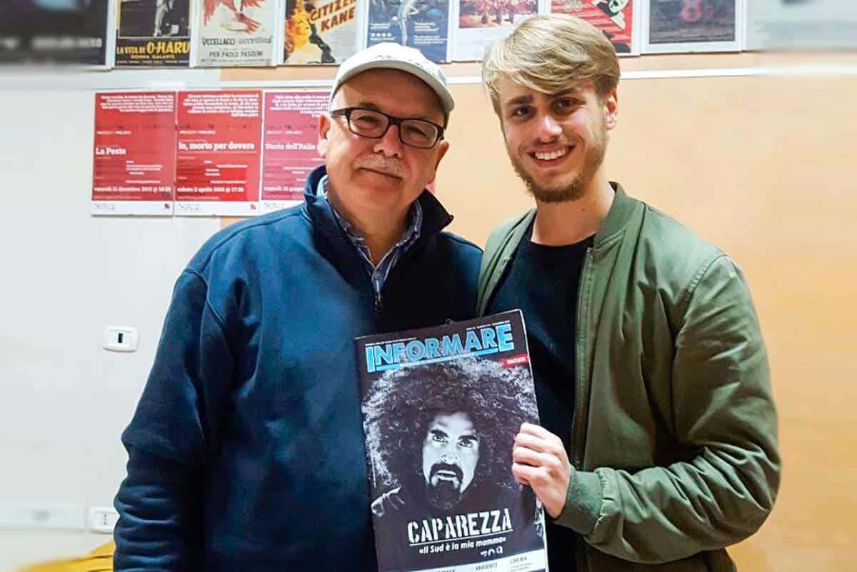 Vincenzo Tosti e Antonio Casaccio (informare)