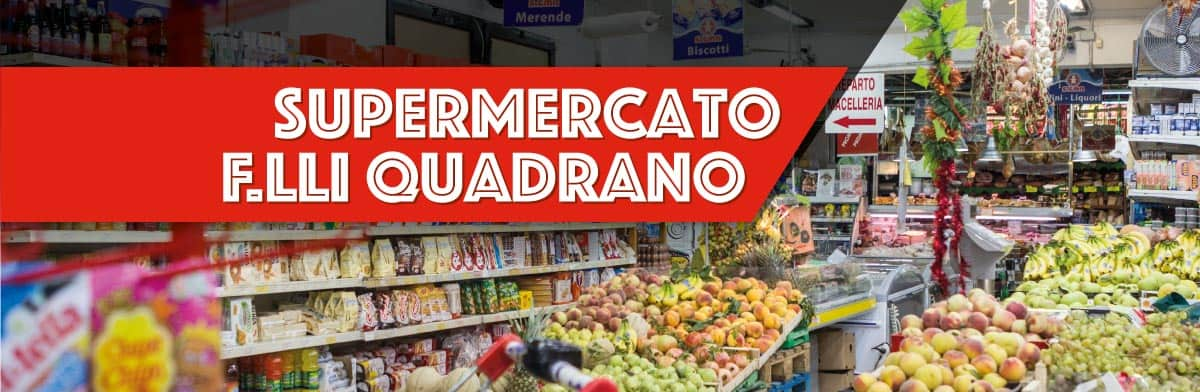 Supermercato Quadrano