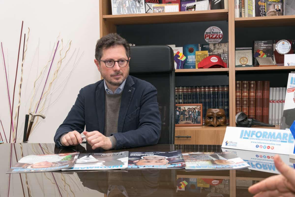 Francesco Emilio Borrelli - Speciale elezioni 2018 - Photo credit Gabriele Arenare