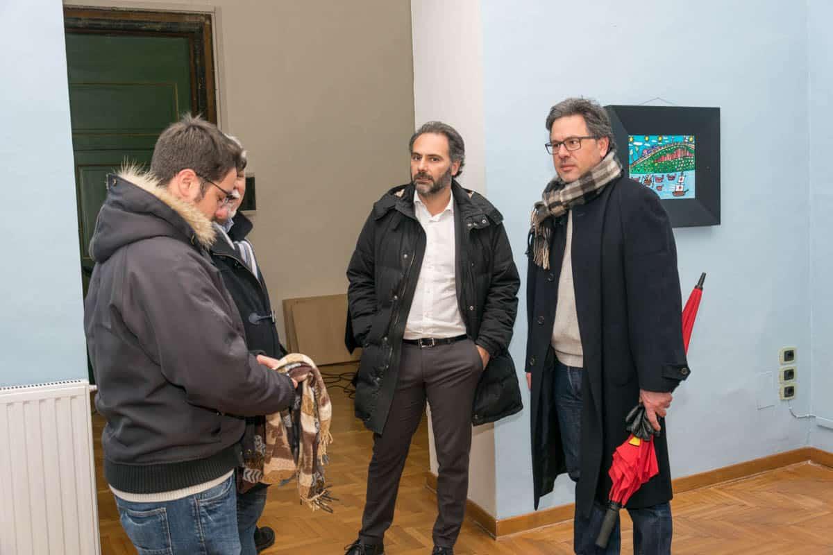 Catello Maresca - Officina Volturno & Arti e Mestieri - Photo credit Gabriele Arenare