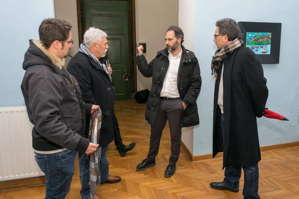 Catello Maresca Officina Volturno & Arti e Mestieri - Photo credit Gabriele Arenare