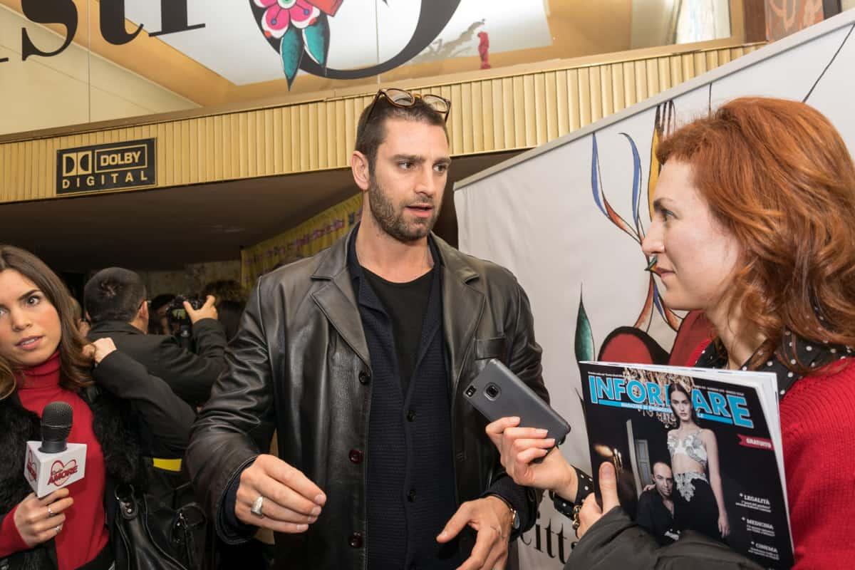 Antonio Palmese intervistato da Teresa Lanna - Photo Credit Gabriele Arenare