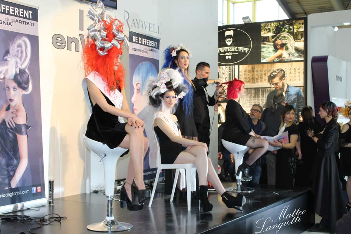 Cosmoprof Worldwide Bologna 2018 - Photo credit Matteo Langiotti