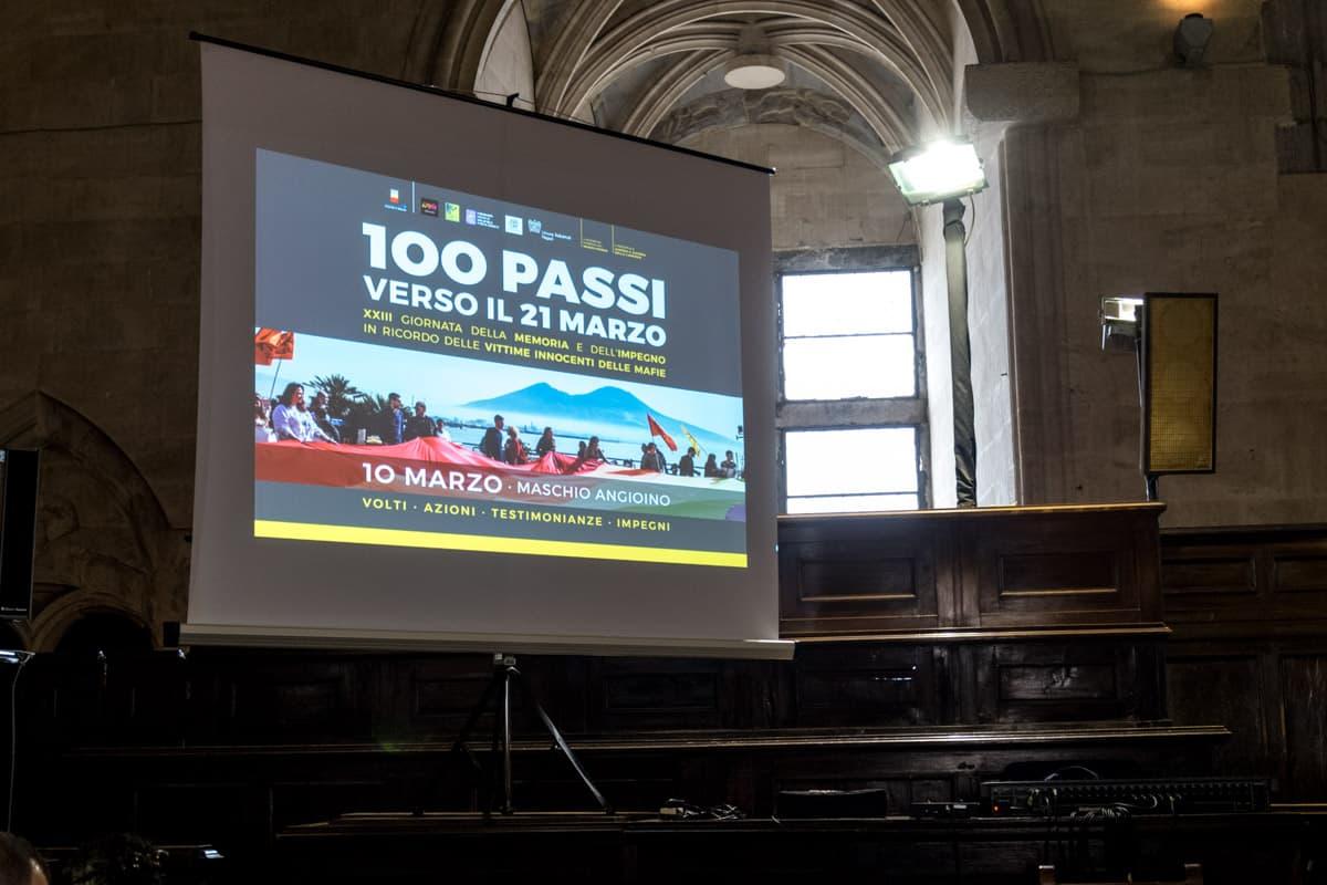 100 Passi verso il 21 marzo - Photo credit Gabriele Arenare