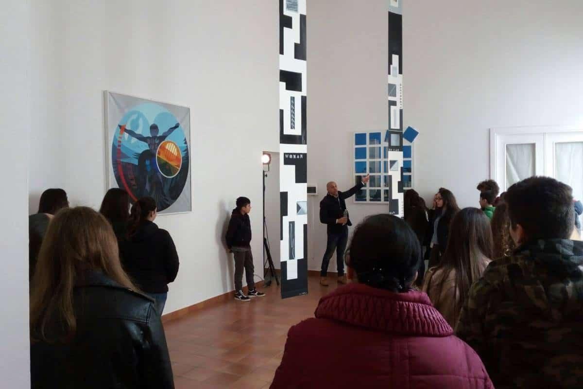Nasce a Capodrise il Fondo permanente d'arte contemporanea