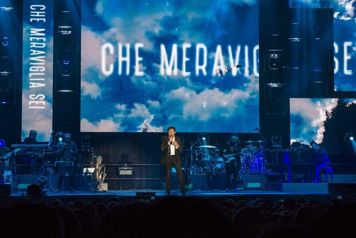 Gianni Morandi - Photo credit Fabiana Privitera