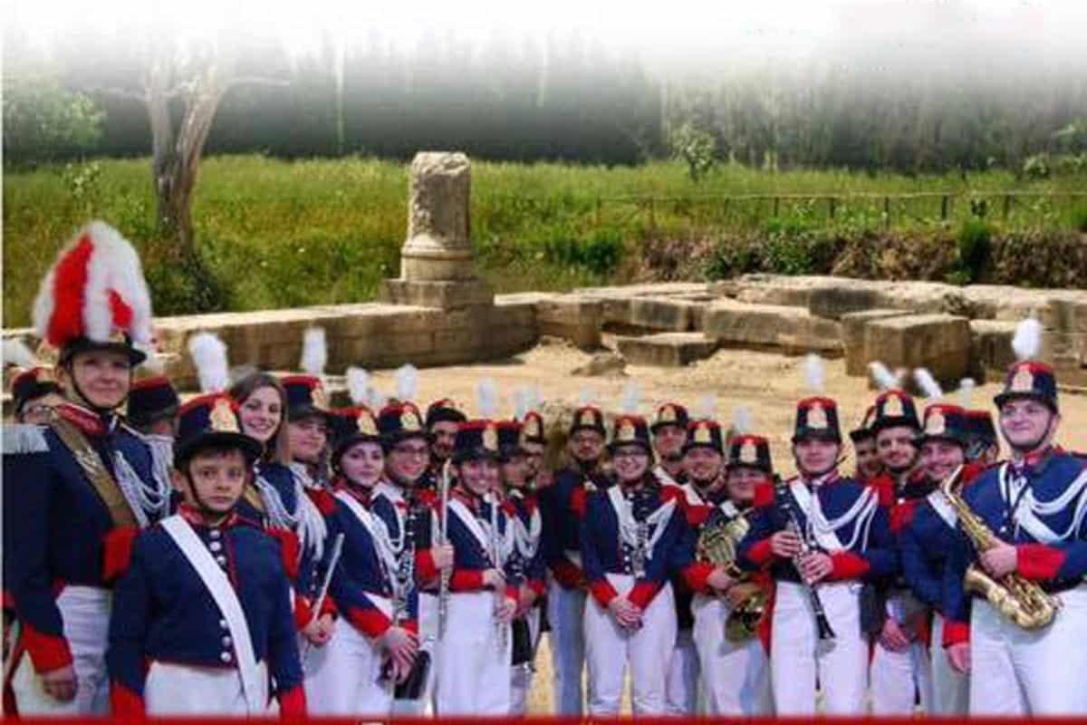 Concerto della Banda della città metropolitana di Reggio Calabria
