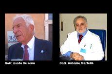Dott. Guido De Sena e dott. Antonio Marfella