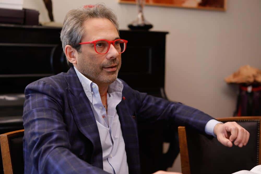 Isaia - Photo Credit Carmine Colurcio