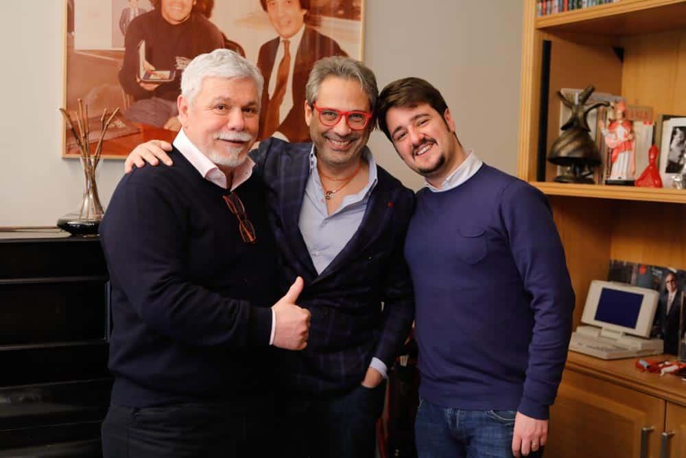 Tommaso Morlando Gianluca Isaia e Savio De Marco - Photo Credit Carmine Colurcio