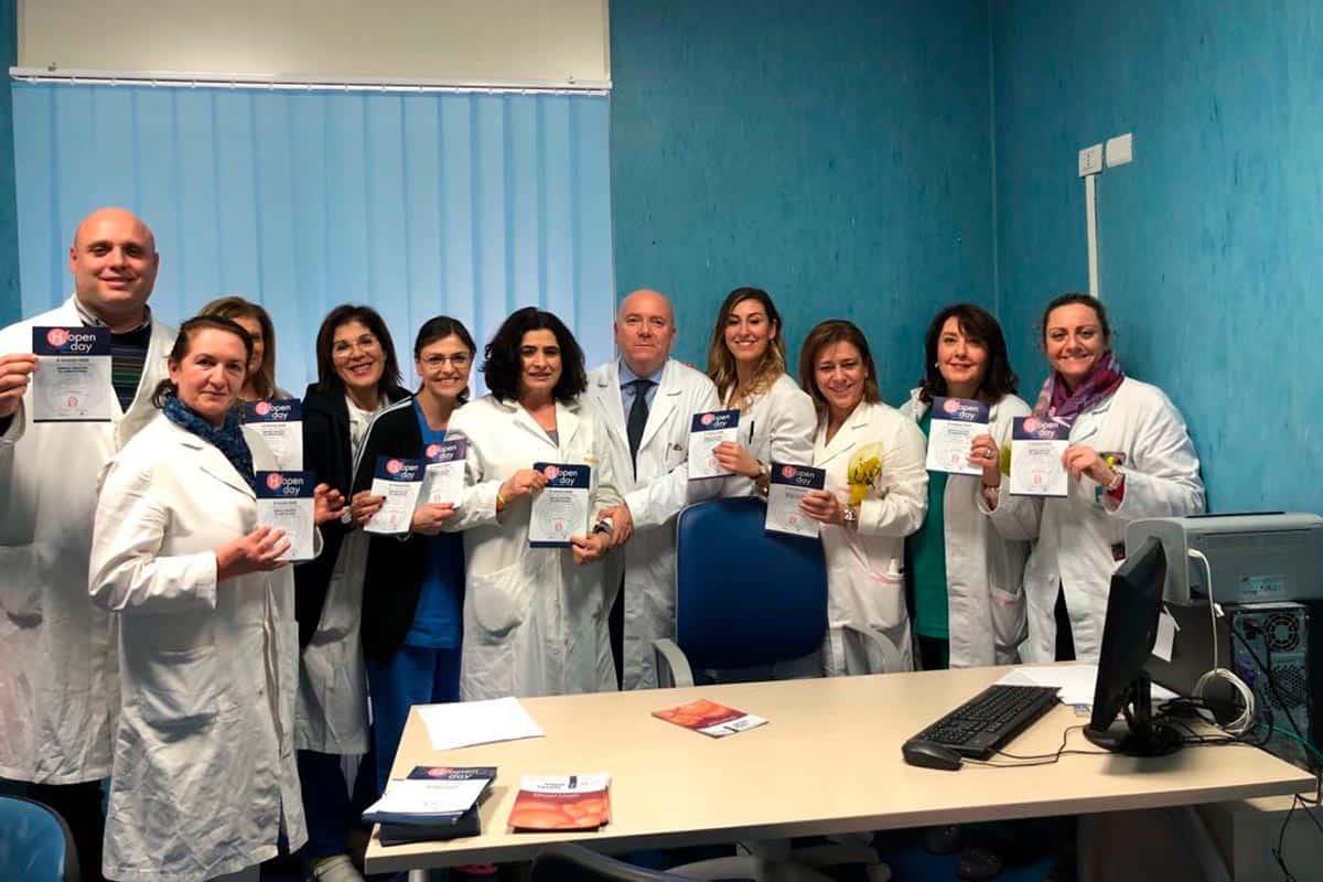 Prevenzione ginecologica Napoli Ospedale Cardarelli