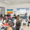 Liceo G. Galilei di Cancello Arnone nella redazione di Informare - Photo credit Gabriele Arenare