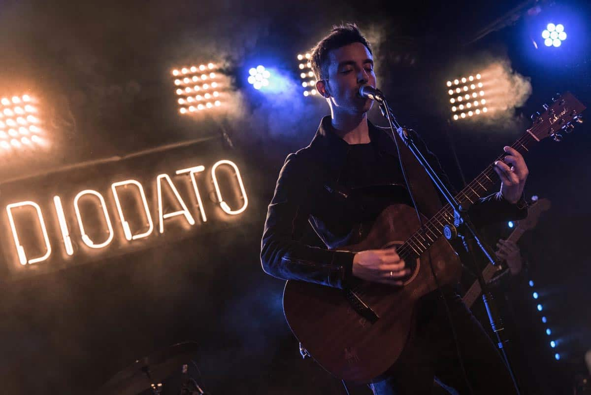 Diodato - Photo credit Fabiana Privitera