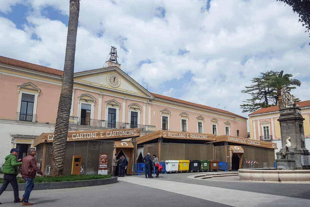 Palacomieco a Marcianise (CE)