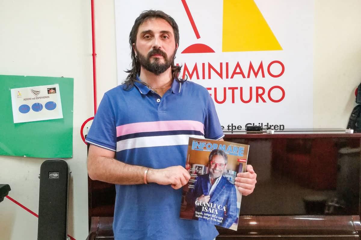 """Giovanni Savino de """"Il tappeto di Iqbal"""""""