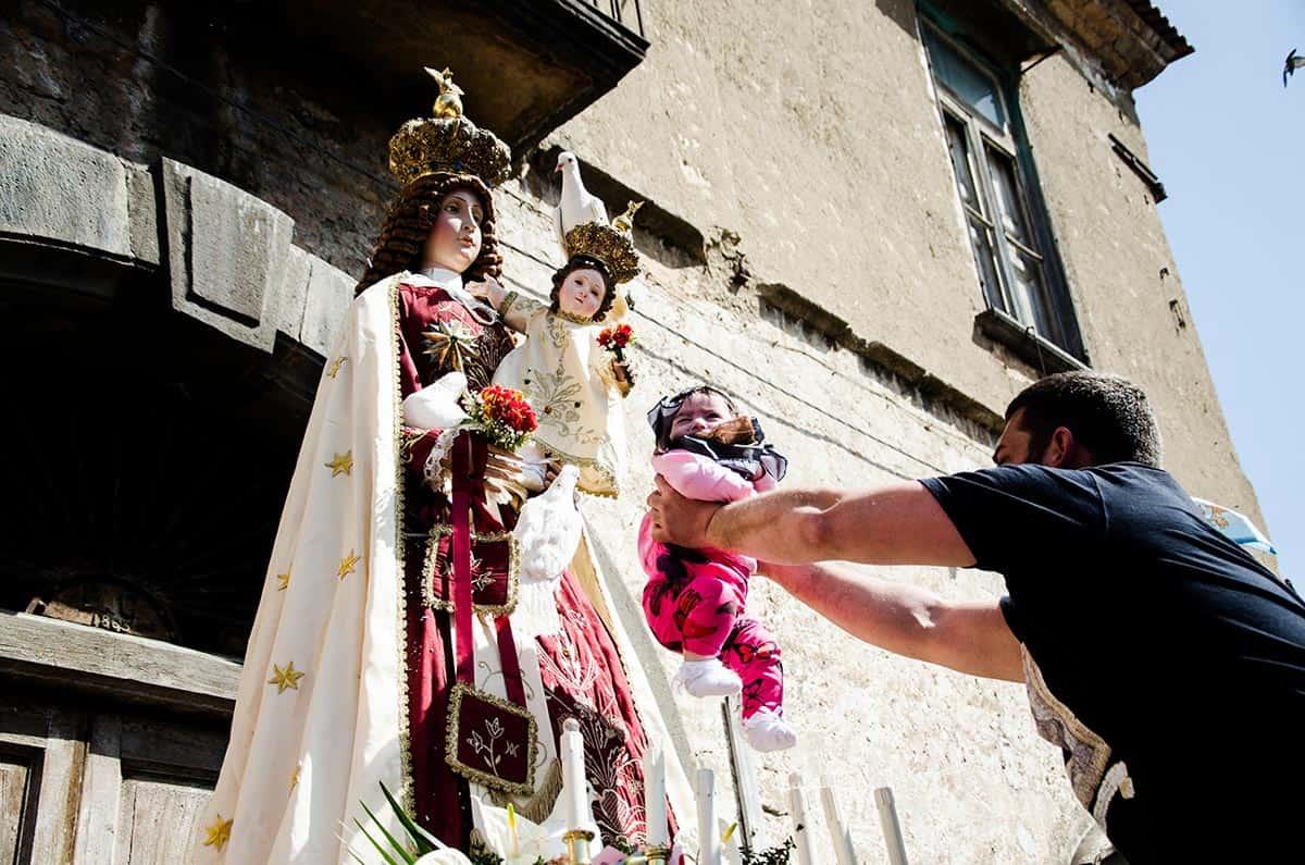 La Madonna delle Galline -Photo Credit Federica Lamagra