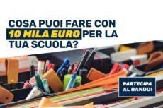 Bando Regione Campania 255mila euro