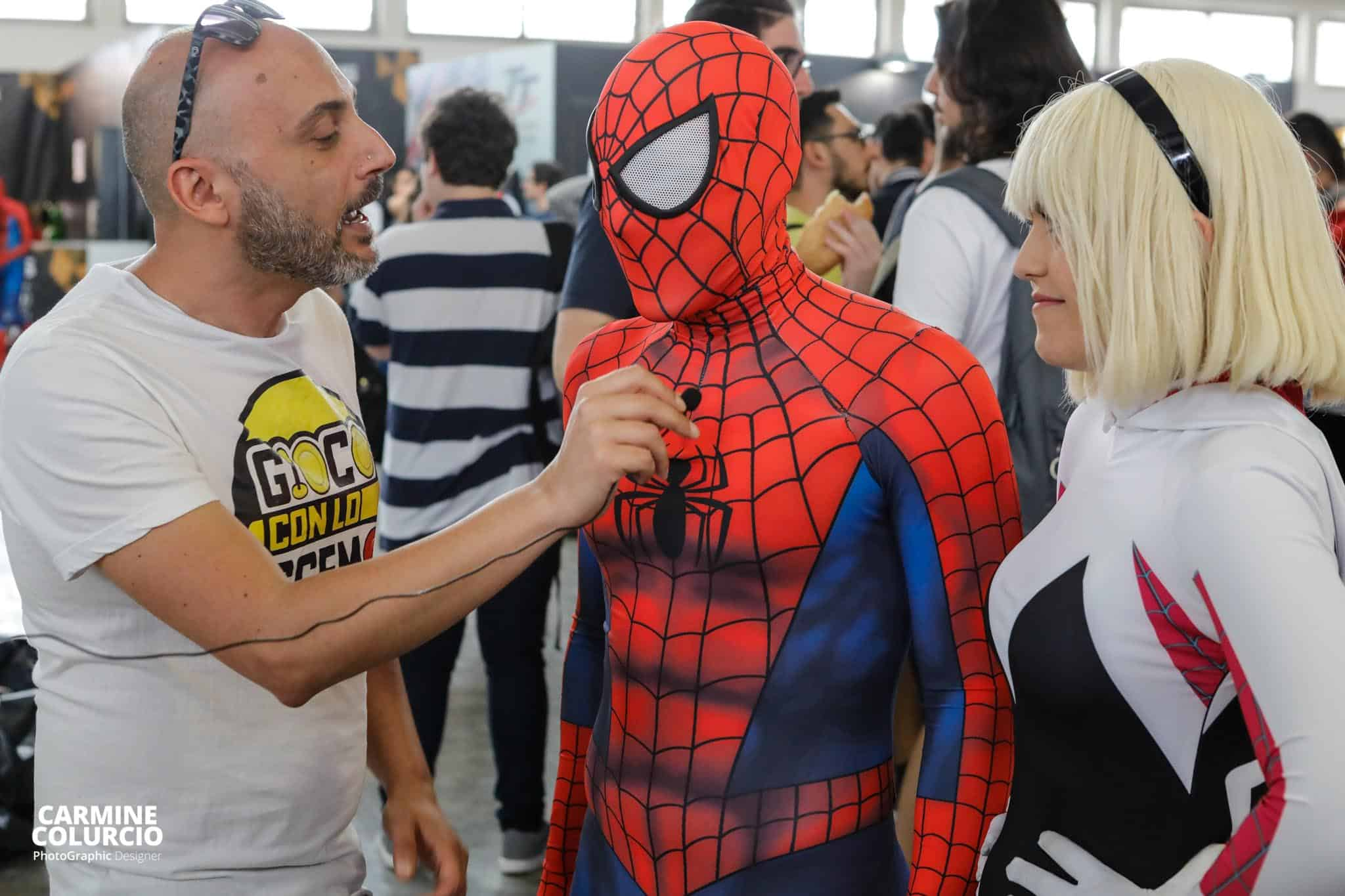 Comicon Napoli 2018