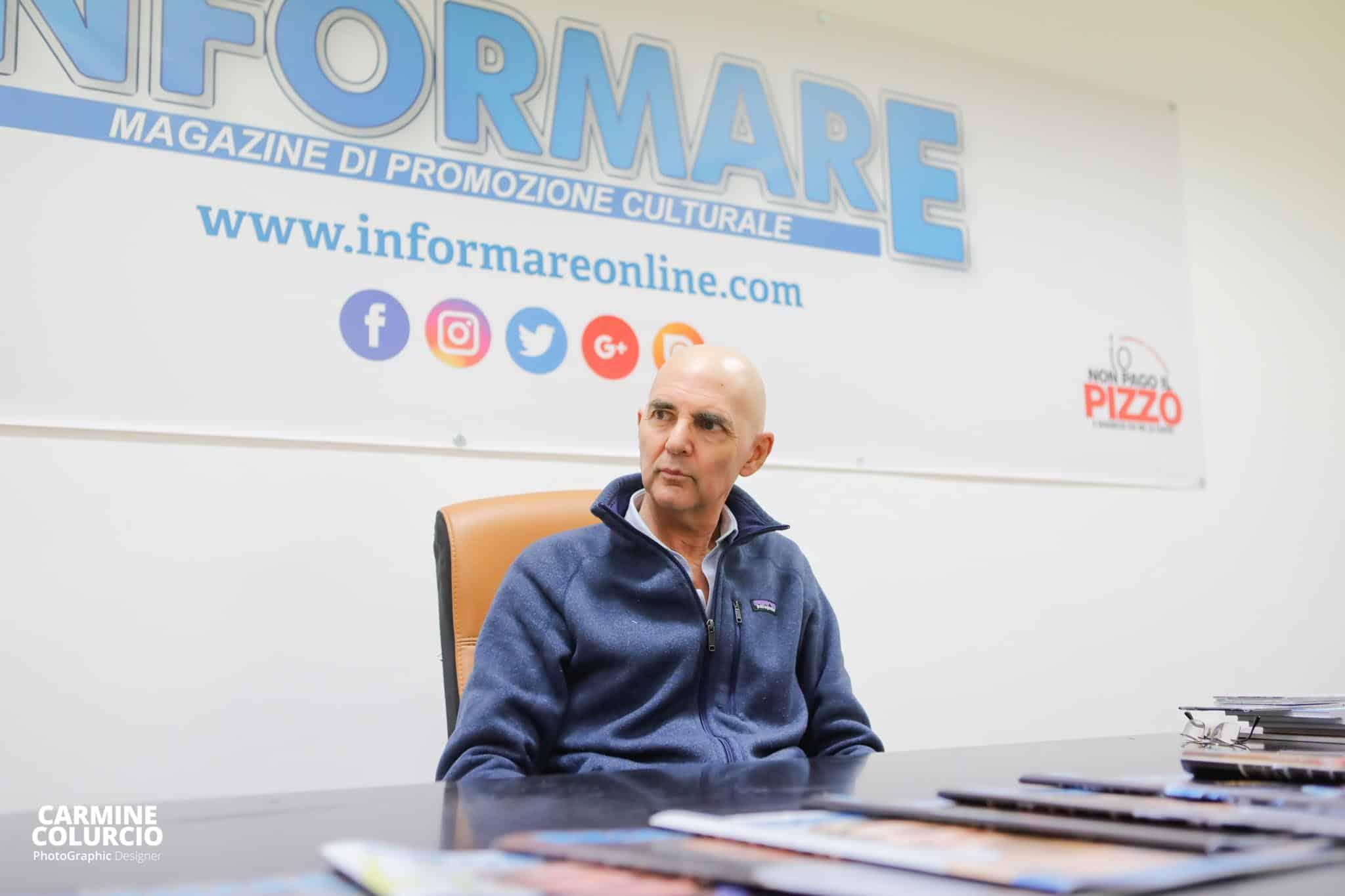 Sandro Petrone - Photo credit Carmine Colurcio