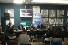 Conferenza stampa organizzata dal Consorzio Nazionale PolieCo