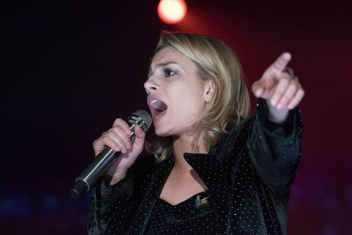 Emma Marrone - Photo credit Fabiana Privitera