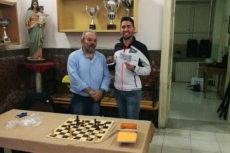 Campione di Scacchi Giuglianese Luca Felace