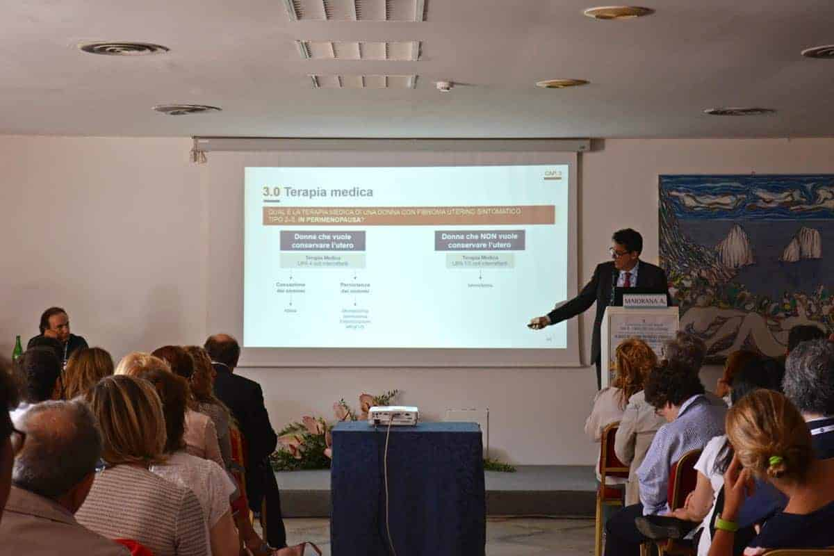 Convegno Ostetricia e Ginecologia a Capri