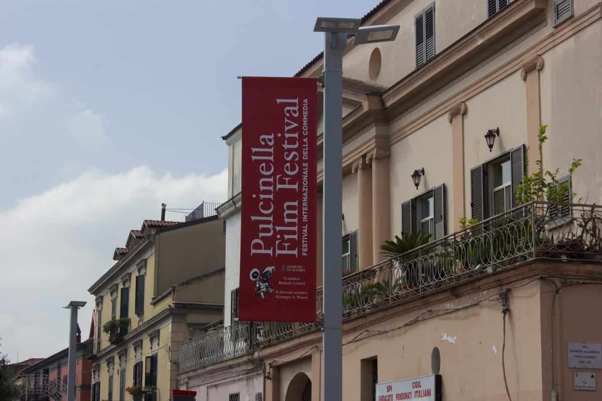 Pulcinella Film festival -Photo credit Maria Grazia Scrima
