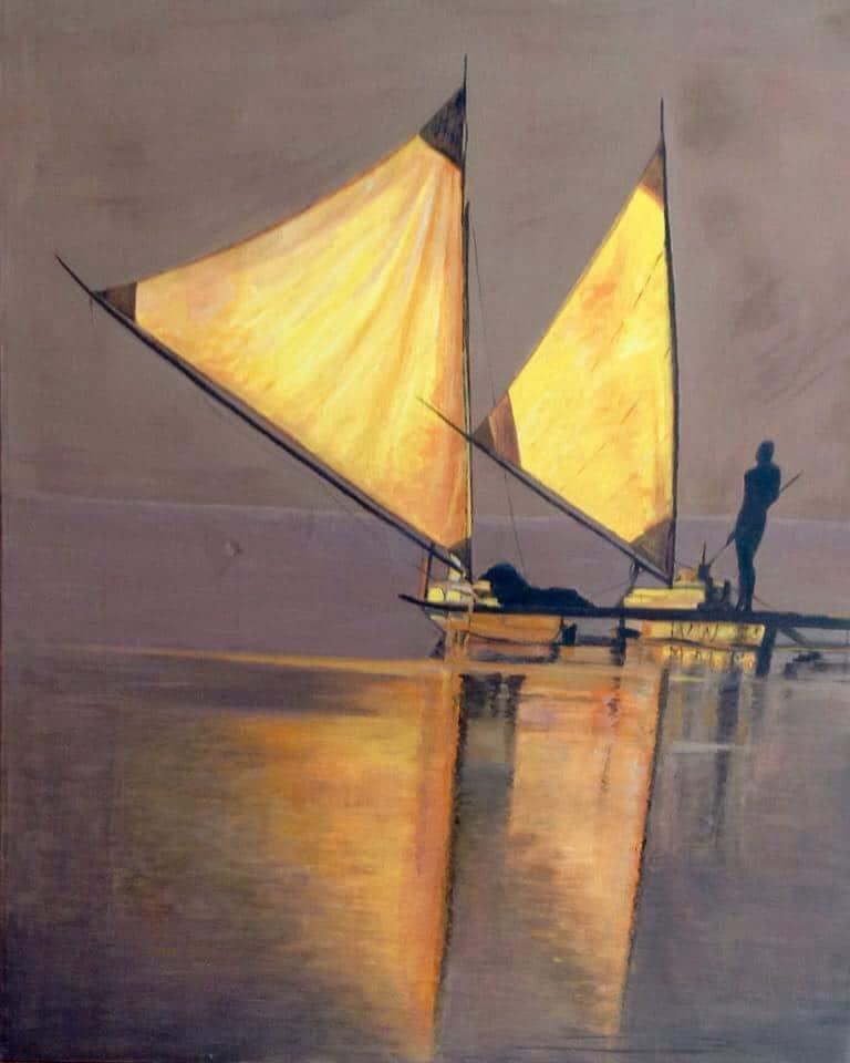 Barche di Lea Innocenzi