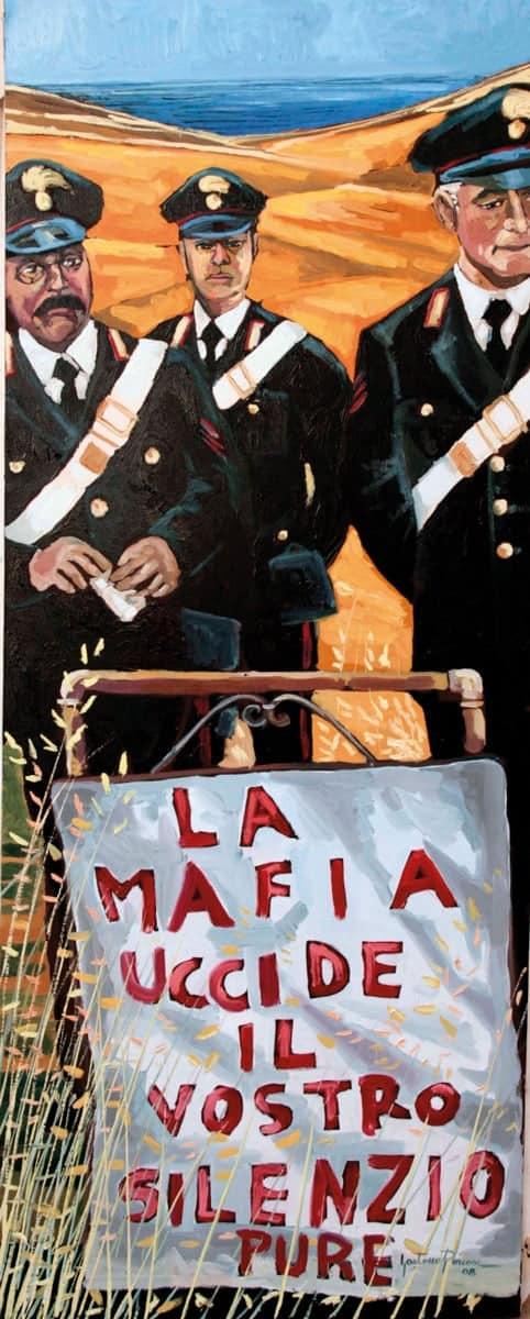 Opera pittorica di Gaetano Porcasi