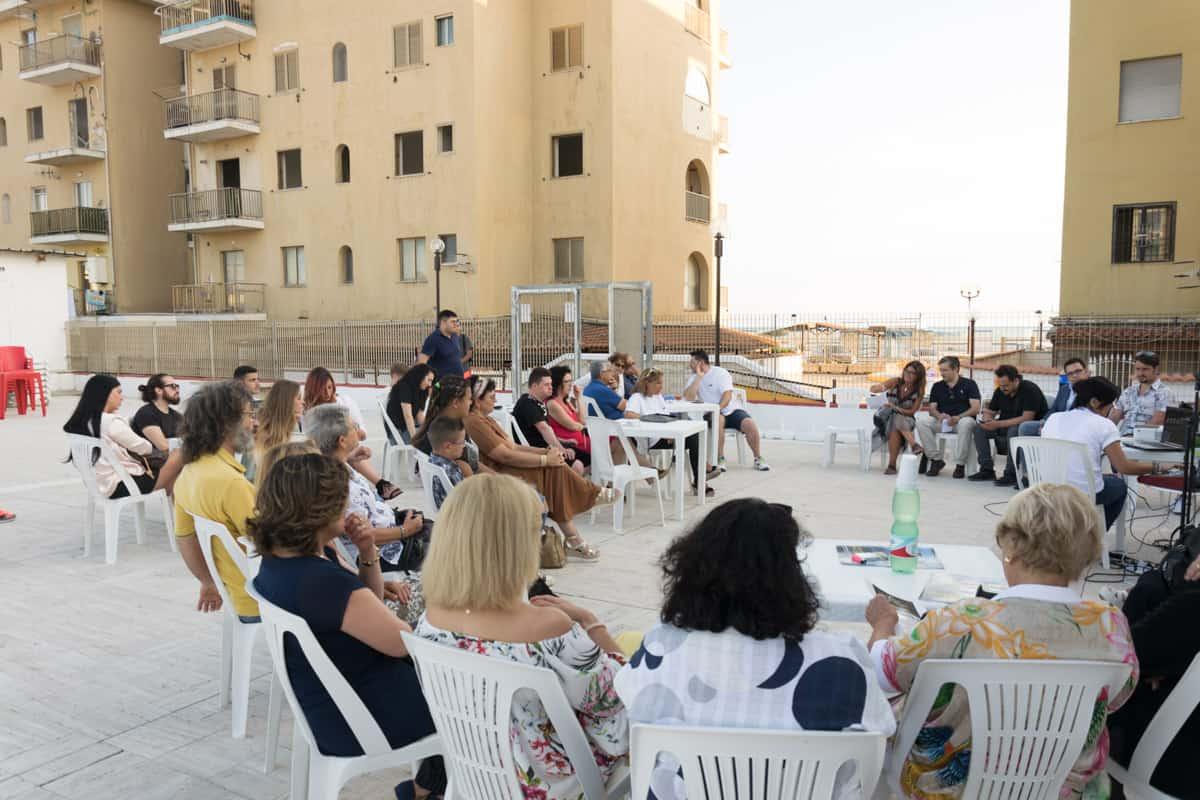 Evento Loop Festival dell'Impegno Civile - Photo credit Gabriele ArenareEvento Loop Festival dell'Impegno Civile - Photo credit Gabriele Arenare