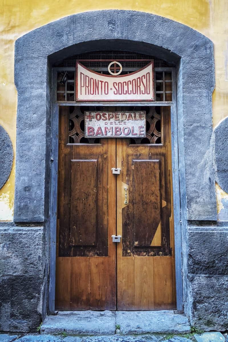 Ospedale delle bambole - Photo credit Gabriele Arenare