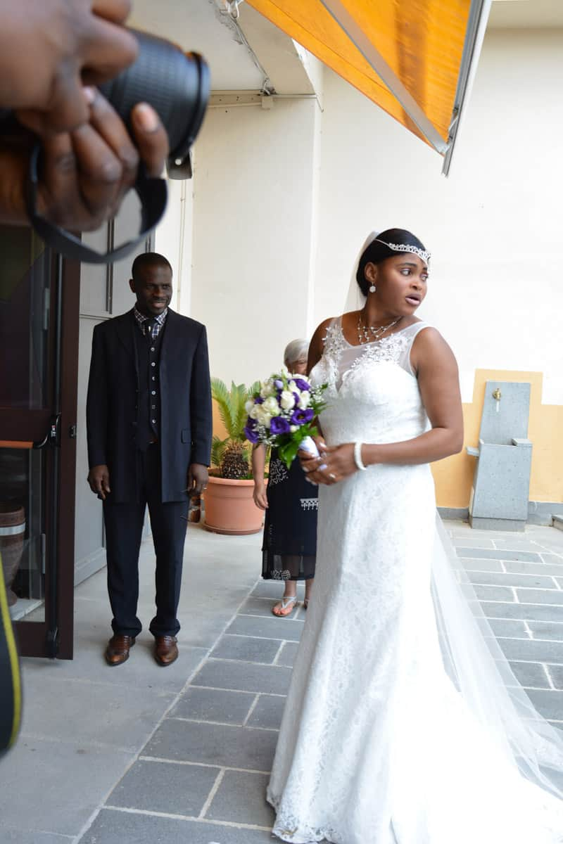 Matrimonio Nigeriano tra Jumy e Samuel