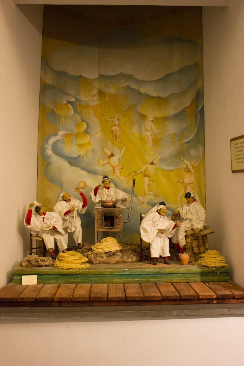 Museo Pulcinella di Acerra - Photo credit Maria Grazia Scrima