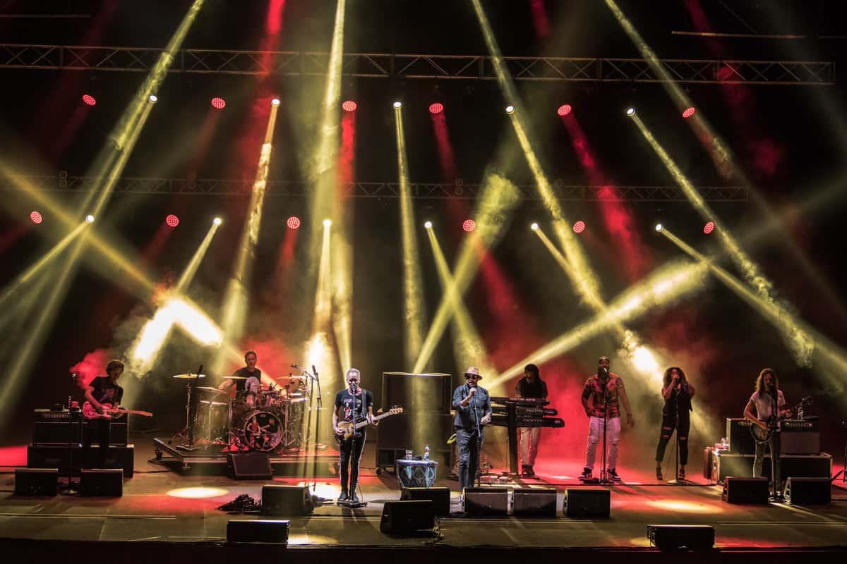 Sting a Napoli - Photo credit Fabiana Privitera