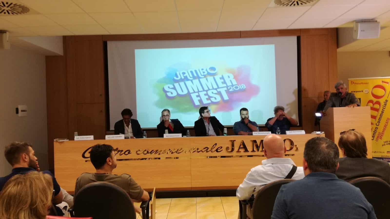 Jambo summer fest 2018