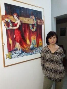 Larysa Sukova
