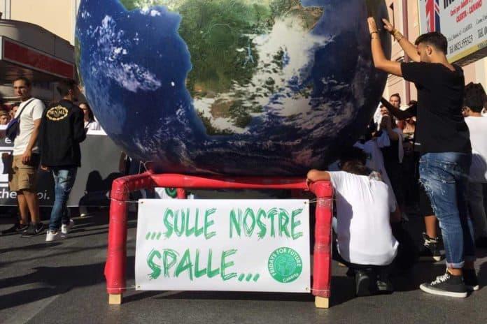 informareonline-fridays-global-strike-for-future-caserta