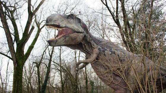 Informareonline- #NONESTINGUERTI-Dinosauri di nuovo tra noi